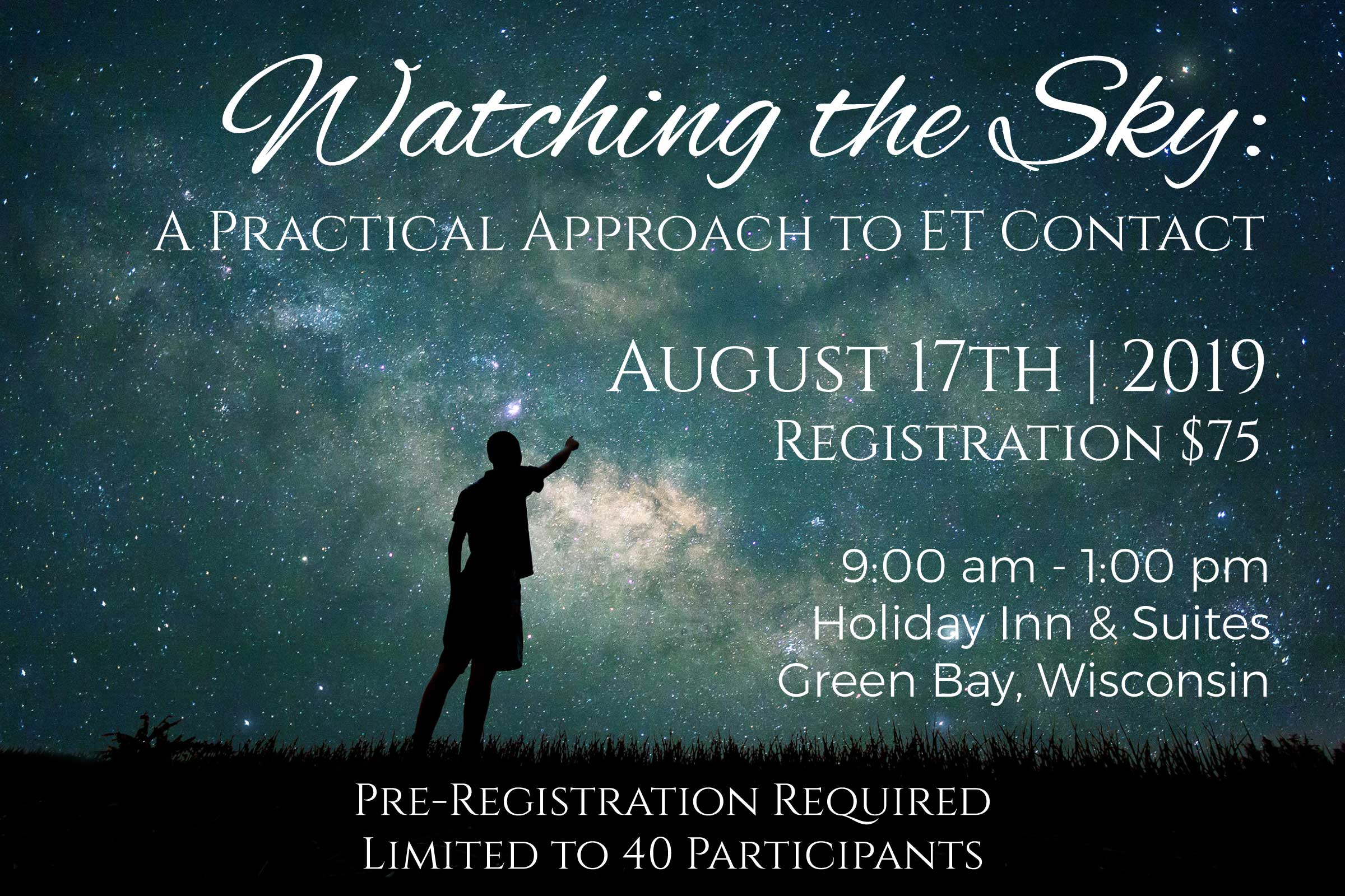 Watching the Sky: A Practical Approach to ET Contact