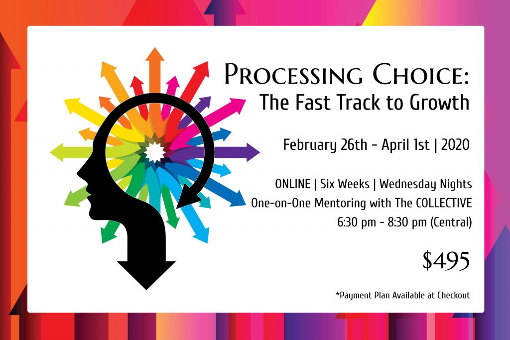 Processing Choice: The Fast Track to Growth